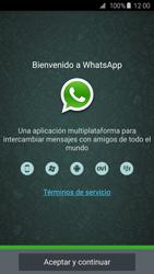 Configuración de Whatsapp - Samsung Galaxy S6 - G920 - Passo 8