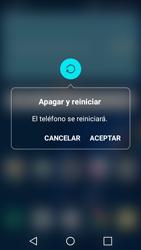 Configura el Internet - LG K10 - Passo 33