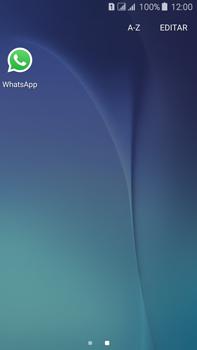 Configuración de Whatsapp - Samsung Galaxy J7 - J700 - Passo 3