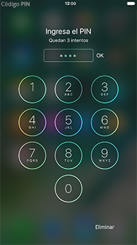 Configura el Internet - Apple iPhone 7 Plus - Passo 17