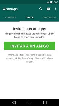 Configuración de Whatsapp - LG V10 - Passo 10