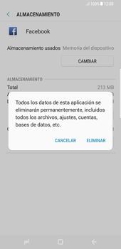 Limpieza de aplicación - Samsung Galaxy S8+ - Passo 8