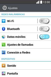 Configura el Internet - LG L40 - Passo 4