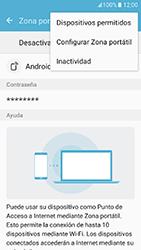 Configura el hotspot móvil - Samsung Galaxy J5 Prime - G570 - Passo 7