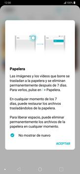Transferir fotos vía Bluetooth - LG G7 ThinQ - Passo 3