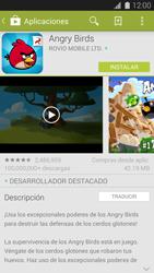 Instala las aplicaciones - Samsung Galaxy S5 - G900F - Passo 17