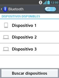 Conecta con otro dispositivo Bluetooth - LG Optimus L3 II - Passo 7