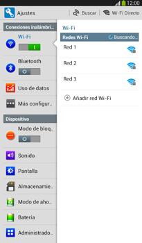 Configura el WiFi - Samsung Galaxy Tab 3 7.0 - Passo 5