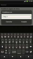 Configura el Internet - HTC ONE X  Endeavor - Passo 25