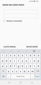 Configura tu correo electrónico - Samsung Galaxy S9 Plus - Passo 7