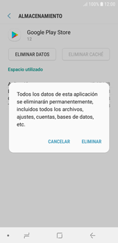 Limpieza de aplicación - Samsung J6 - Passo 8