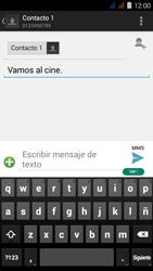 Envía fotos, videos y audio por mensaje de texto - Acer Liquid Z410 - Passo 10
