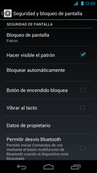 Desbloqueo del equipo por medio del patrón - Motorola RAZR HD  XT925 - Passo 12
