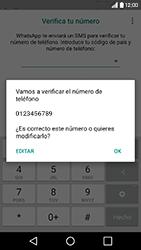 Configuración de Whatsapp - LG K10 - Passo 7