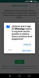 Configuración de Whatsapp - Huawei Y5 2018 - Passo 6