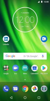 Limpieza de explorador - Motorola Moto G6 Play - Passo 1