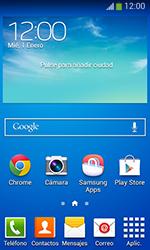 Bloqueo de la pantalla - Samsung Galaxy Trend Plus S7580 - Passo 1