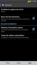 Configura el Internet - LG G Flex - Passo 23
