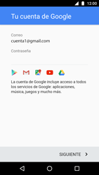Crea una cuenta - Motorola Moto G5 - Passo 15