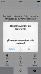 Configuración de Whatsapp - Apple iPhone 6 Plus - Passo 8