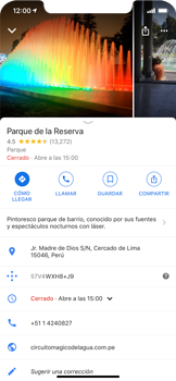 Uso de la navegación GPS - Apple iPhone XS Max - Passo 12