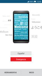 Activa el equipo - HTC One M9 - Passo 4
