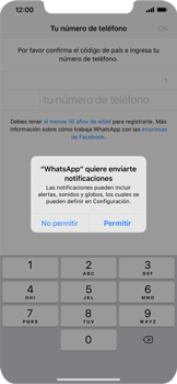 Configuración de Whatsapp - Apple iPhone 11 - Passo 5