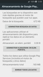 Limpieza de aplicación - Samsung Galaxy S6 Edge - G925 - Passo 8