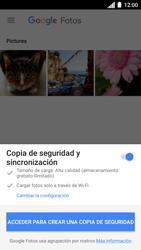 Transferir fotos vía Bluetooth - Motorola Moto C - Passo 4