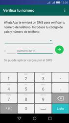 Configuración de Whatsapp - Huawei Y6 - Passo 5
