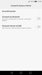 Comparte la conexión de datos con una PC - Huawei P9 Lite Venus - Passo 6