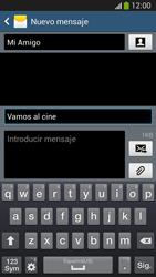 Envía fotos, videos y audio por mensaje de texto - Samsung Galaxy Zoom S4 - C105 - Passo 11
