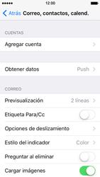 Configura tu correo electrónico - Apple iPhone SE - Passo 5
