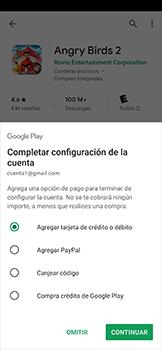Instala las aplicaciones - Huawei P30 Pro - Passo 16