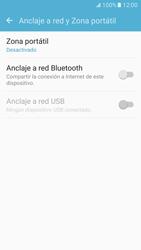 Comparte la conexión de datos con una PC - Samsung Galaxy S7 - G930 - Passo 5