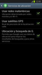 Uso de la navegación GPS - Samsung Galaxy S 3  GT - I9300 - Passo 9