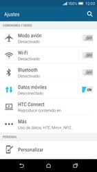 Configura el Internet - HTC One M9 - Passo 5
