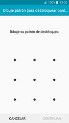 Desbloqueo del equipo por medio del patrón - Samsung Galaxy J3 - J320 - Passo 7