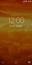 Bloqueo de la pantalla - Motorola Moto E5 Play - Passo 5