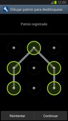 Desbloqueo del equipo por medio del patrón - Samsung Galaxy S 3  GT - I9300 - Passo 9