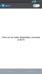 Configura el WiFi - LG Optimus G Pro Lite - Passo 5