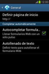 Configura el Internet - Samsung Galaxy Fame GT - S6810 - Passo 23