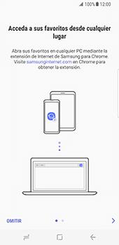 Configura el Internet - Samsung Galaxy S8 - Passo 22