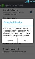 Configura el Internet - LG Optimus L7 - Passo 7