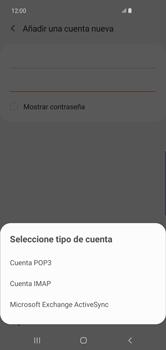 Configura tu correo electrónico - Samsung S10+ - Passo 10