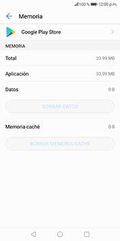 Limpieza de aplicación - Huawei Mate 10 Lite - Passo 8
