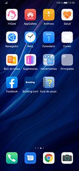 Cómo enviar un correo electrónico - Huawei P30 Pro - Passo 3