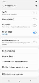 Desactivación límite de datos móviles - Samsung Galaxy A10 - Passo 5