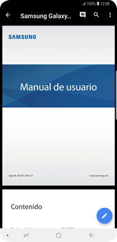 Descargar contenido de la nube - Samsung Galaxy S9 Plus - Passo 10