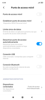 Comparte la conexión de datos con una PC - Xiaomi Redmi Note 9 Pro - Passo 8